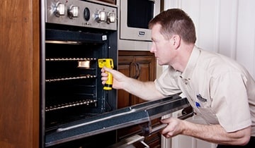 Brand and model Appliances services